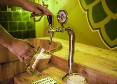 Soaking in Beer: Stepping into Budapest's thermal beer spa