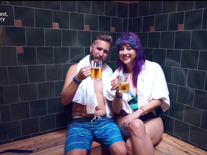 Beer Spa Lets You Soak In Beer