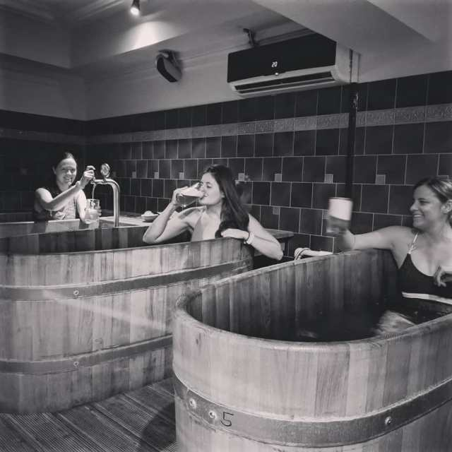 Beer Spas of Budapest
