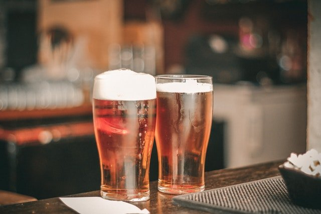 Drinking beer, is it good for you?