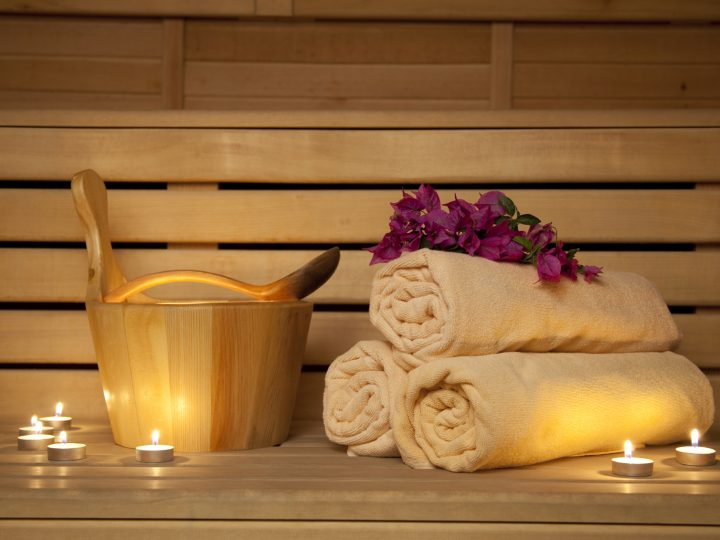 Relaxing in a sauna, top 5 health benefits